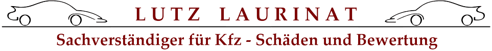 KFZ Sachverständiger Bremen Lutz Laurinat