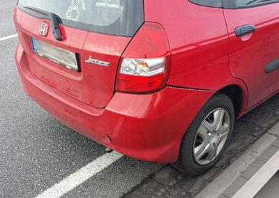 Kfz Sachverständiger Bremen Unfall Honda Jazz 1